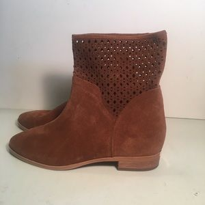 Michael Kors Sunny suede boot